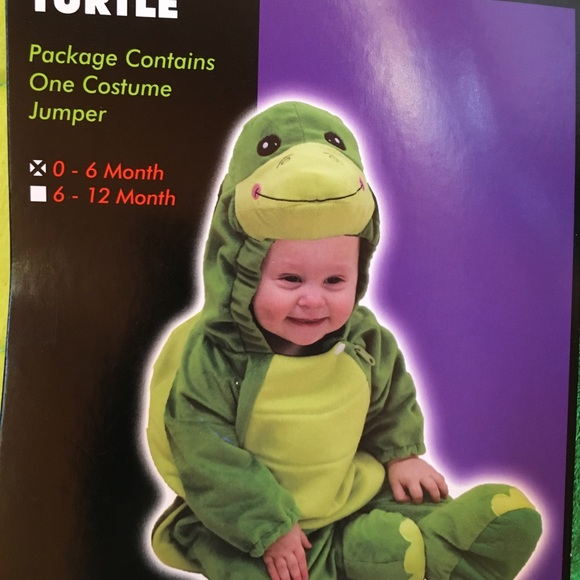 infant lil hatter costume source totally ghoul costumes baby infant 06 mos turtle halloween costume